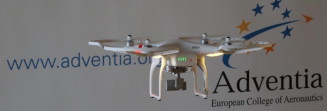 Escuela de pilotos de drones